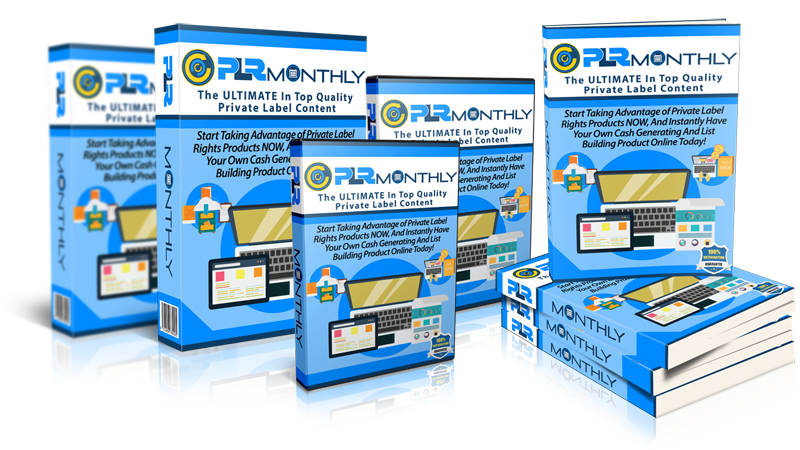 The BEST PLR Resource EVER!...